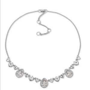 NWT Givenchy crystal detailed collar necklace